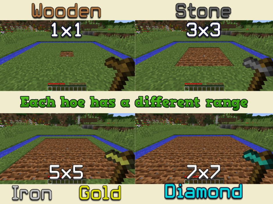 Improved Hoes Mod Screenshots 5