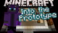 Into the Prototype Map 1.11.2 for Minecraft Logo