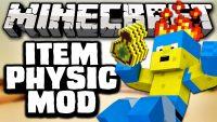 ItemPhysic Mod