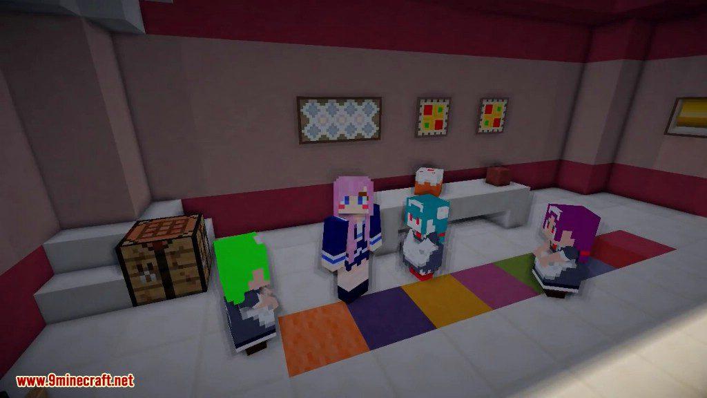 LittleMaidMob Mod Screenshots 1