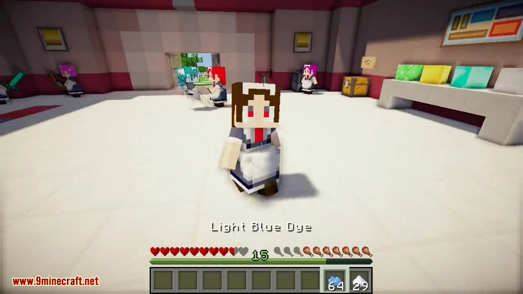 LittleMaidMob Mod Screenshots 10