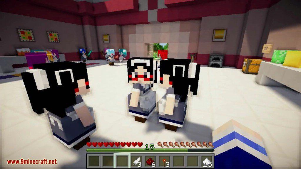 LittleMaidMob Mod Screenshots 12