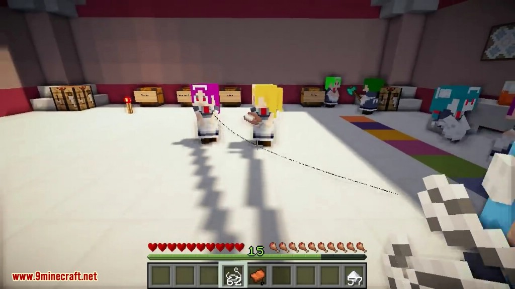 LittleMaidMob Mod Screenshots 13