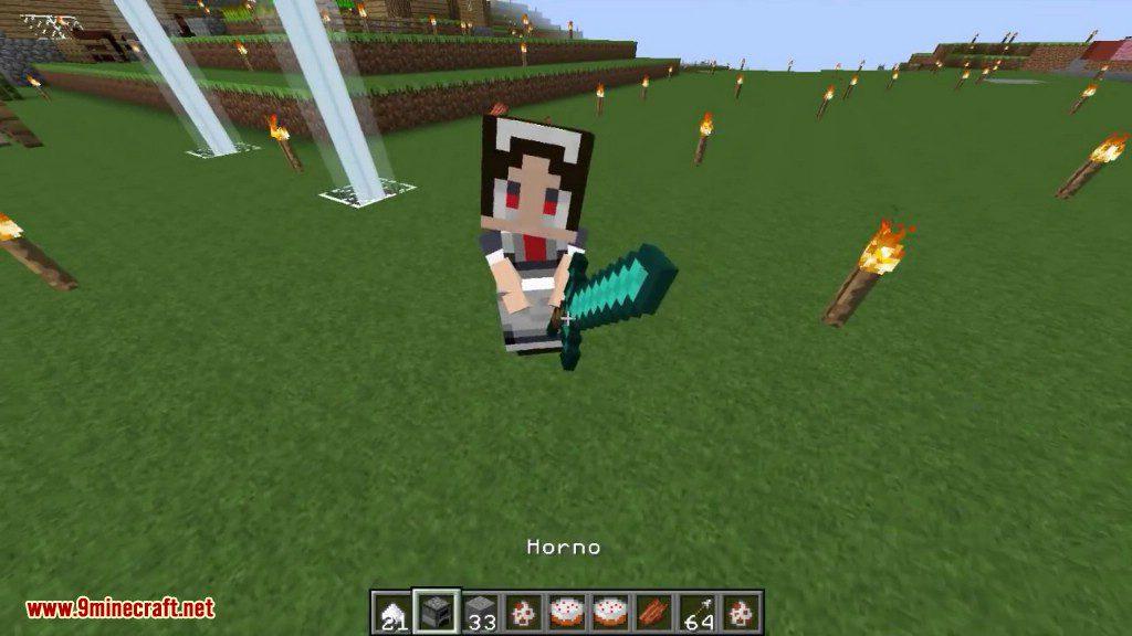 LittleMaidMob Mod Screenshots 14