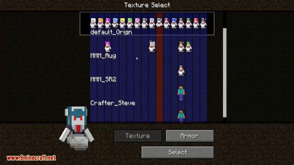 LittleMaidMob Mod Screenshots 15