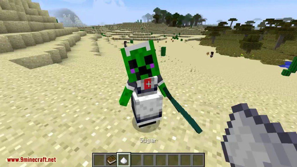LittleMaidMob Mod Screenshots 17