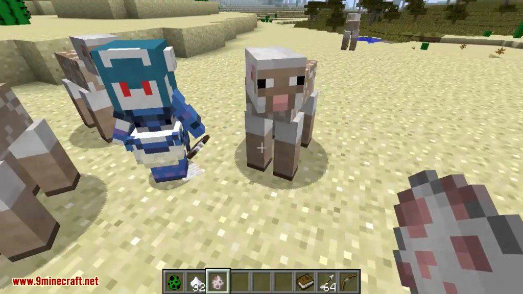 LittleMaidMob Mod Screenshots 18