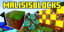 MalisisBlocks Mod