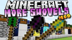 Mo' Shovels Mod
