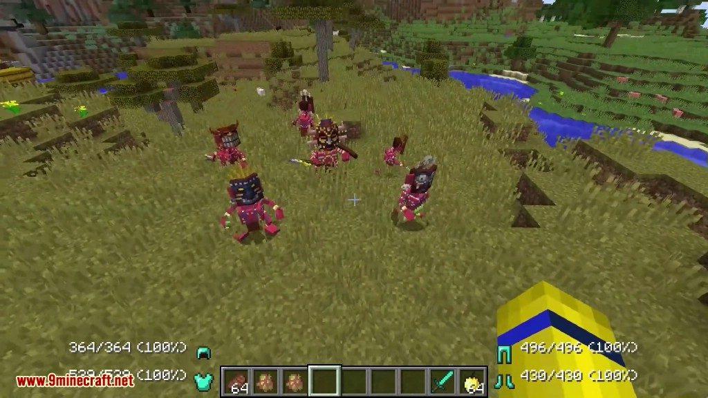 Mowzie's Mobs Mod Screenshots 10