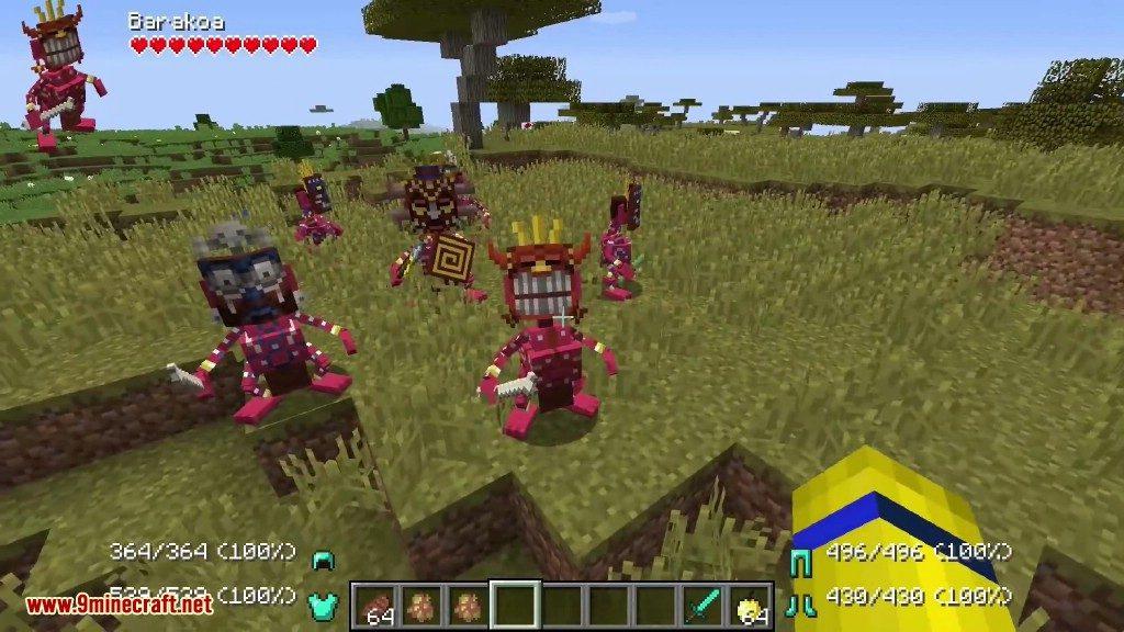 Mowzie's Mobs Mod Screenshots 11