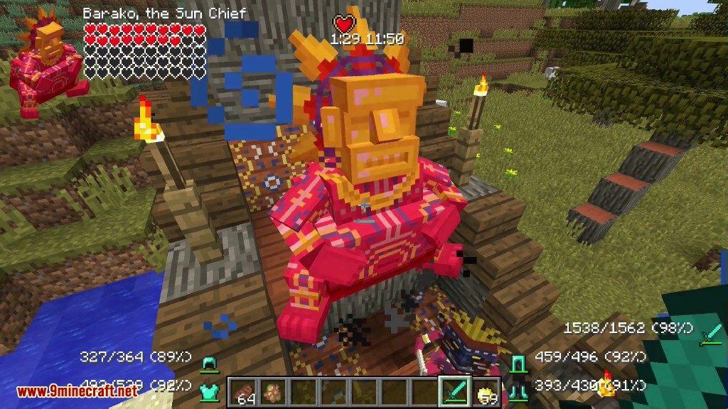 Mowzie's Mobs Mod Screenshots 13