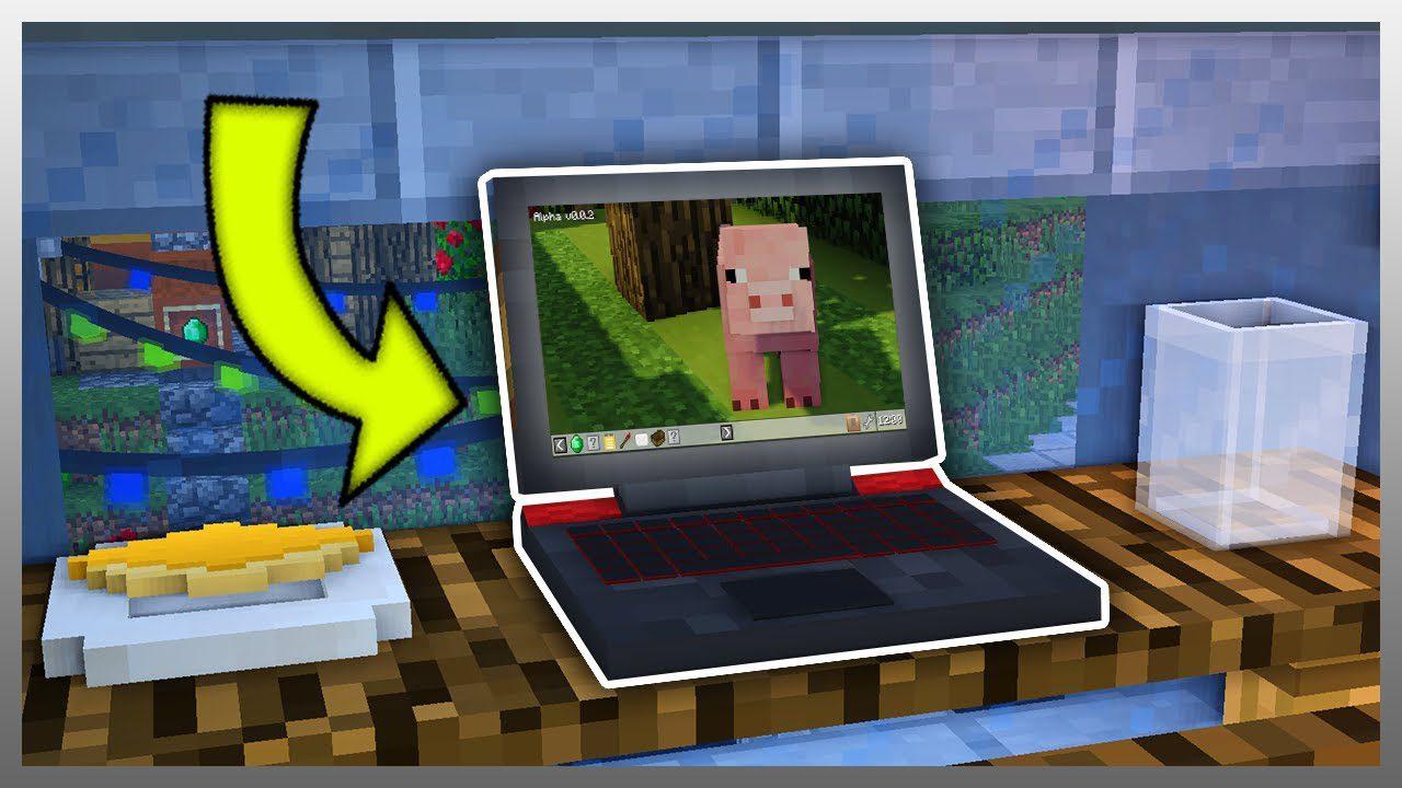 MrCrayfishs Device Mod Working Laptop Printer In - Minecraft spiele fur laptop