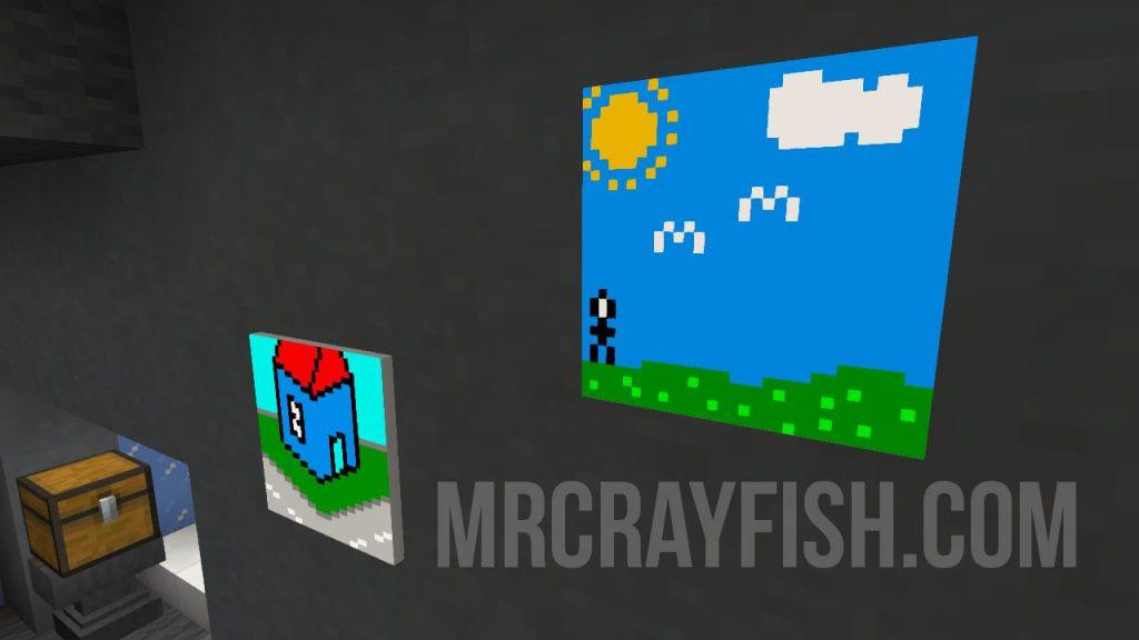 MrCrayfish's Painting Mod 5