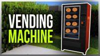 MrCrayfishs Vending Machine Mod
