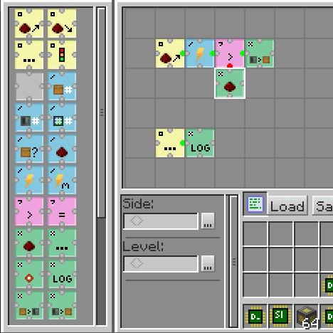 RFTools Control Mod 1
