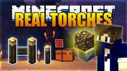 Realistic Torches Mod