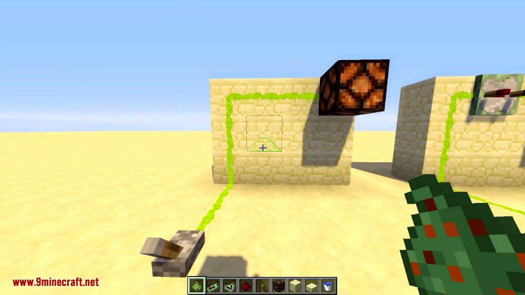 Скачать мод вертикаль редстоун minecraft