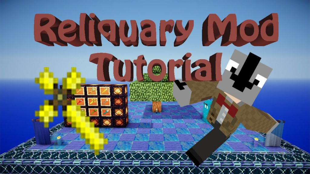 Reliquary Mod 1.12.2/1.11.2 (New Items and Weapons)