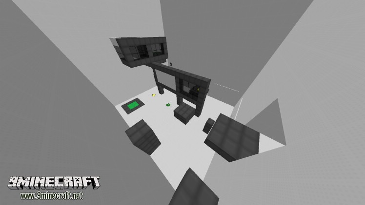 Shift Parkour Map 1.11.2 for Minecraft 1