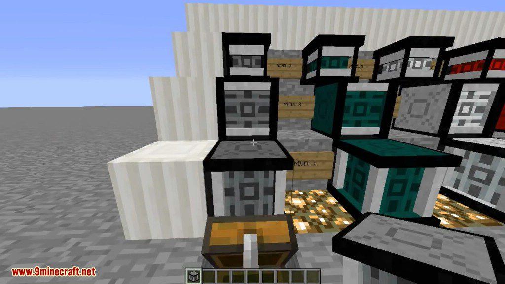 Simple Generators Mod Screenshots 2