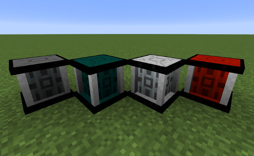 Simple Generators Mod