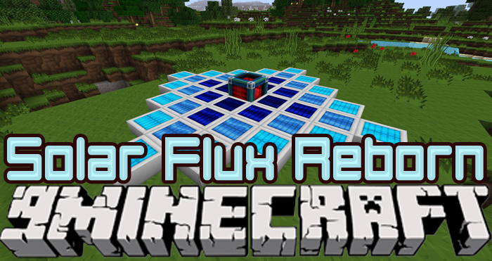 Solar Flux Reborn Mod