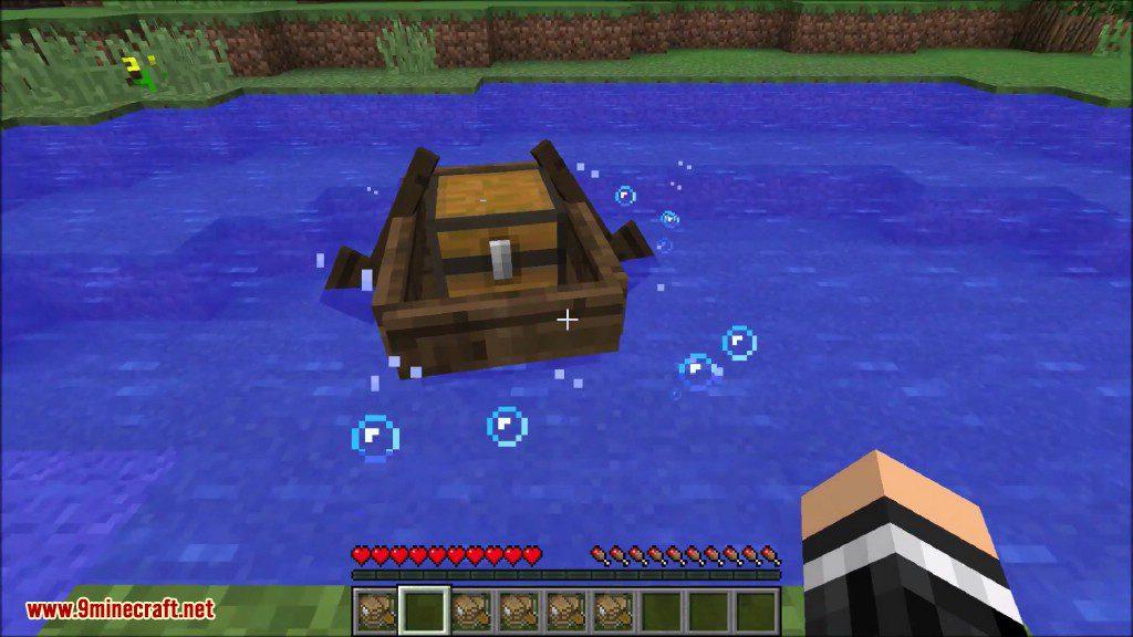 Storage Boats Mod Screenshots 1