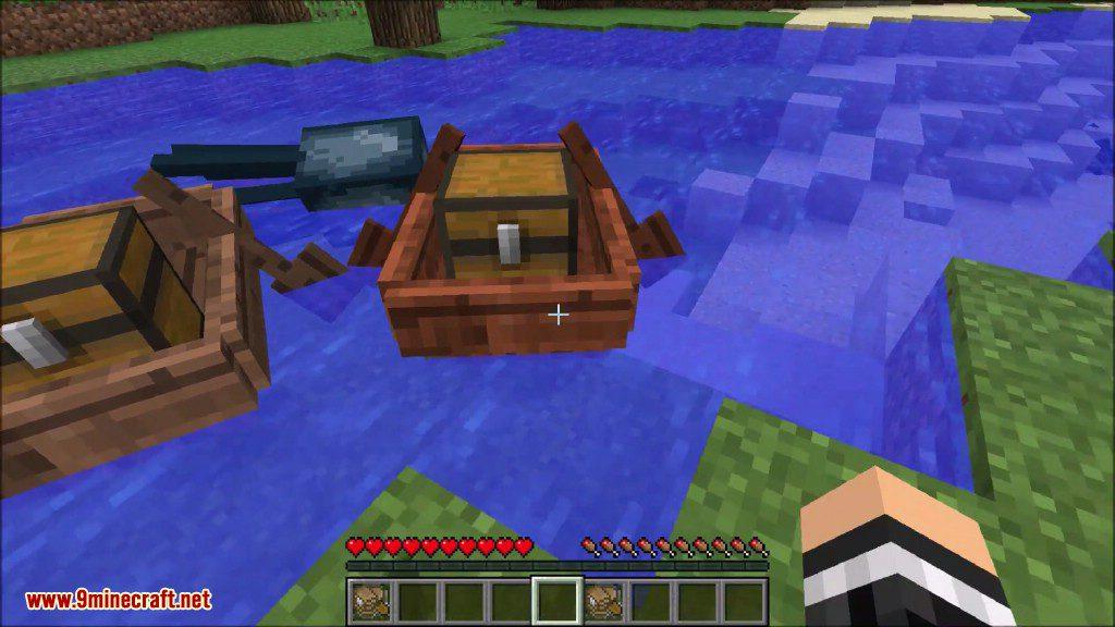 Storage Boats Mod Screenshots 3
