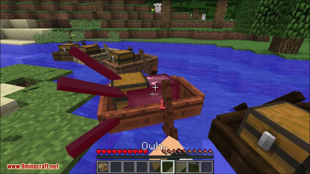 Storage Boats Mod Screenshots 4