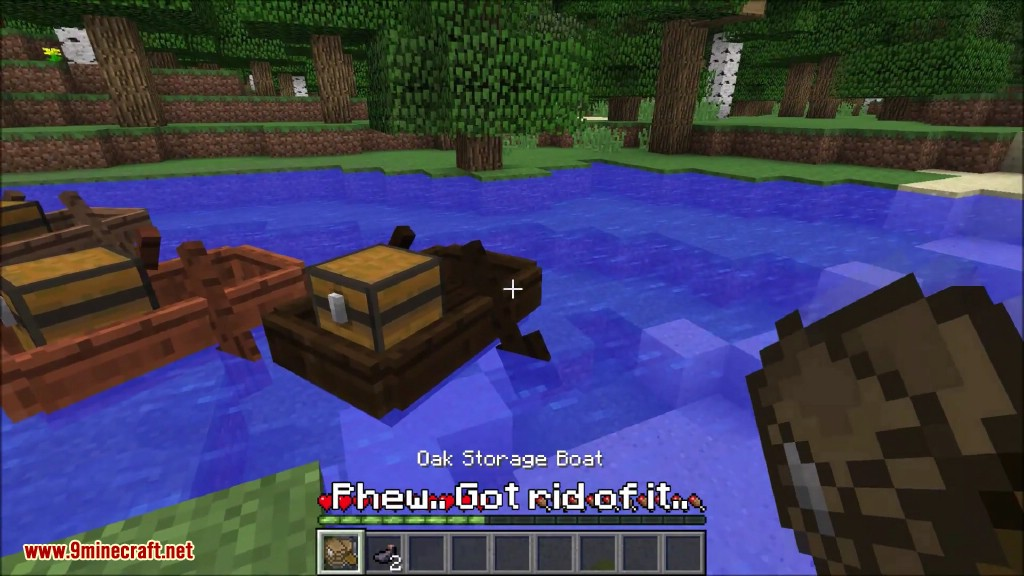Storage Boats Mod Screenshots 5