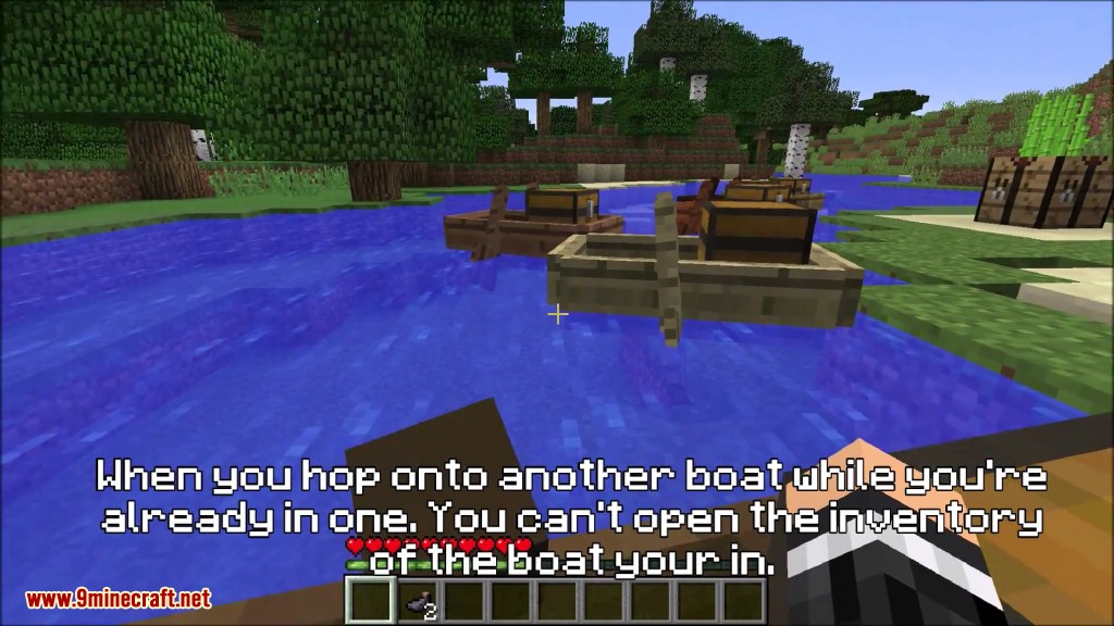 Storage Boats Mod Screenshots 7