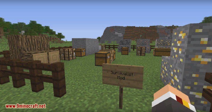 Survivalist Mod 1