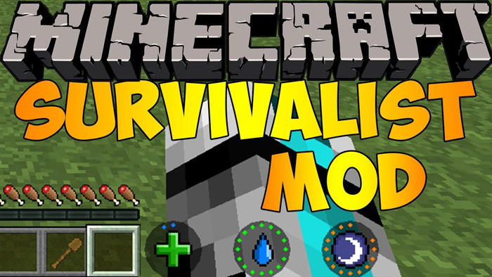 Survivalist Mod 1.11.2/1.10.2 Download