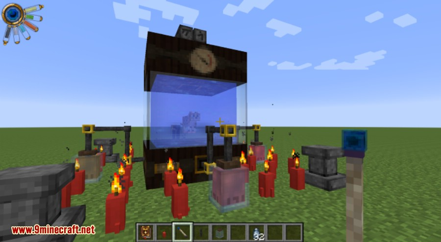 Thaumic Horizons Mod 1