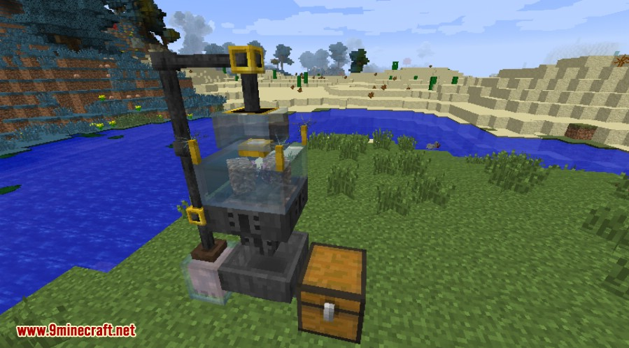 Thaumic Horizons Mod 4