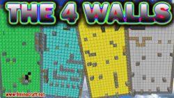 The 4 Walls Map Logo
