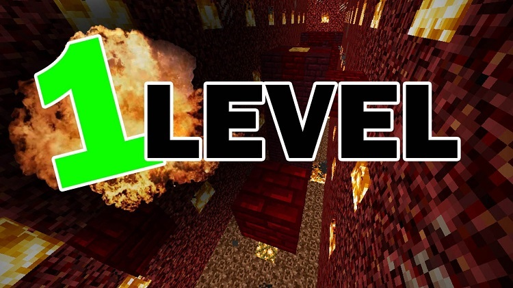 Minecraft This Is the Only Level Map 1.12.2/1.11.2 Download