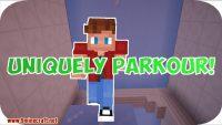 Uniquely Parkour Map Logo