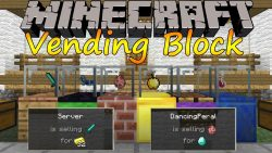Vending Block Mod