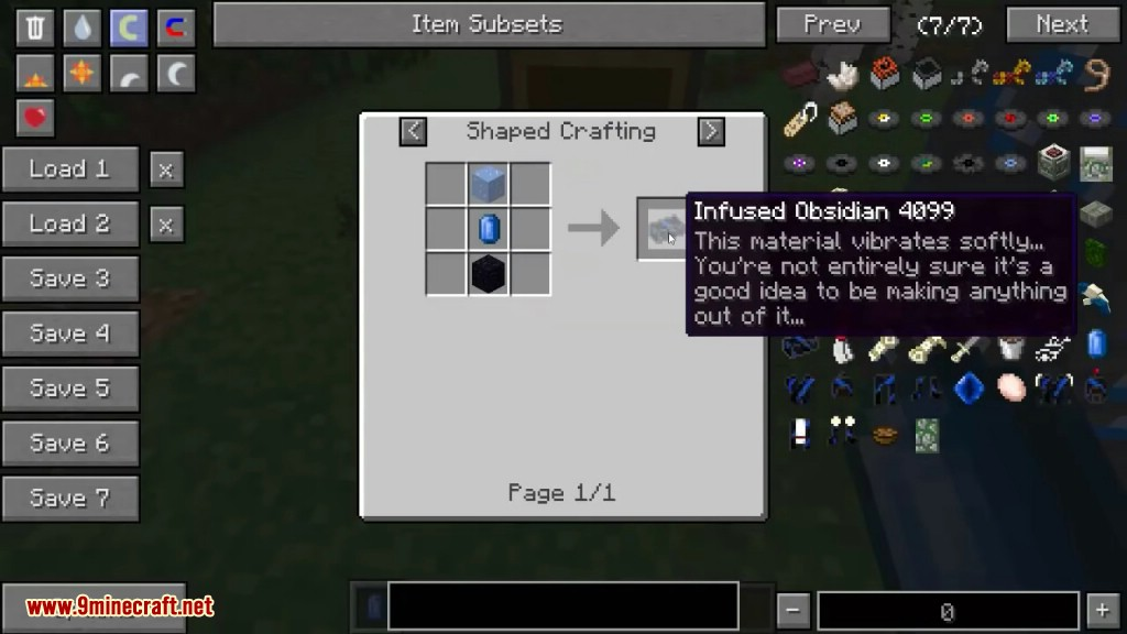 Welcome to the Jungle Mod Crafting Recipes 1