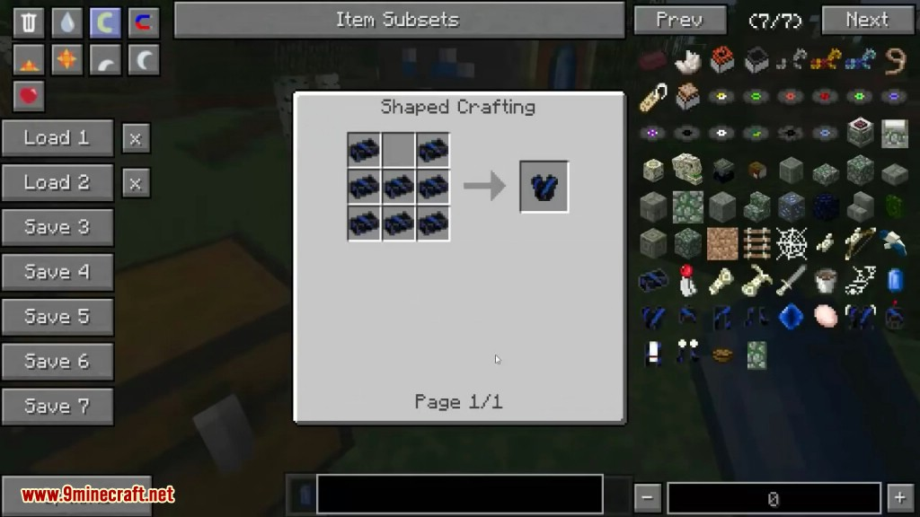 Welcome to the Jungle Mod Crafting Recipes 2