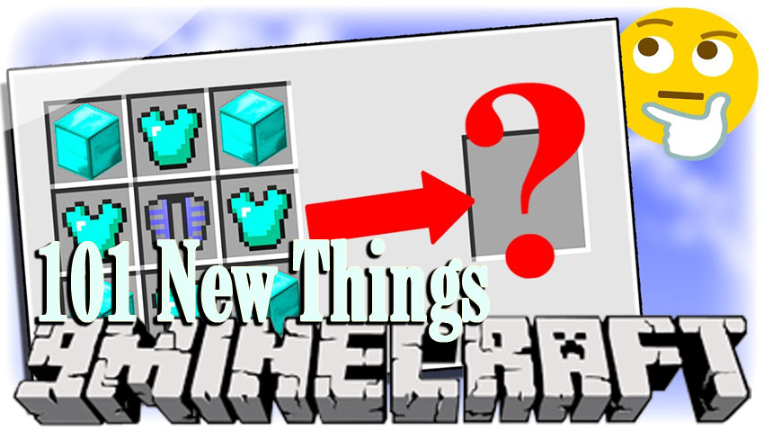 101 New Things Mod