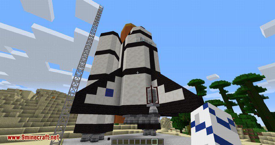 Advanced Rocketry Mod 1