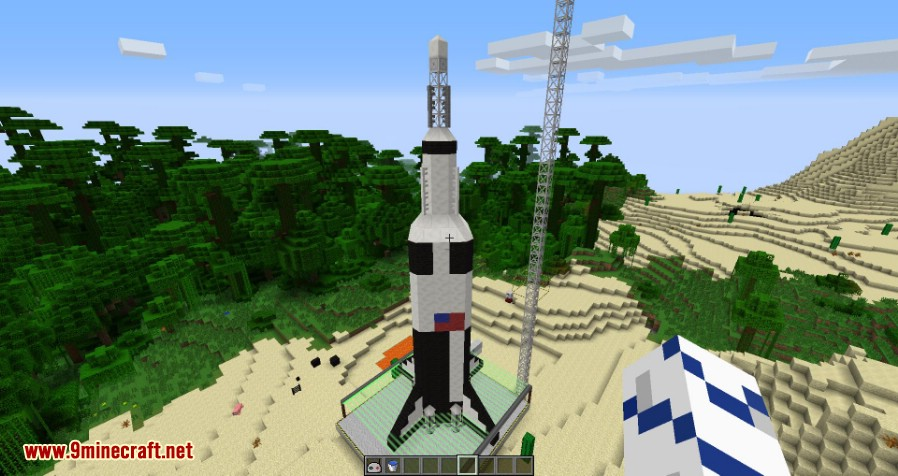 Advanced Rocketry Mod 3