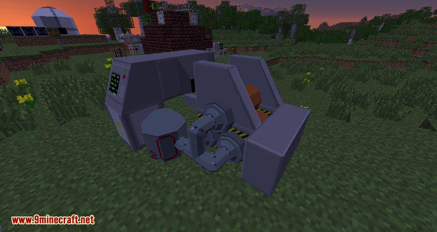 Advanced Rocketry Mod 7