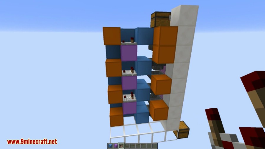 Advanced Shulkerboxes Mod 3