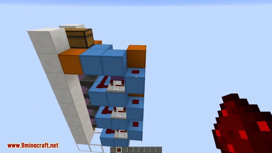 Advanced Shulkerboxes Mod 4