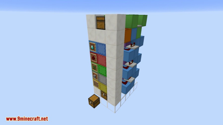 Advanced Shulkerboxes Mod 7