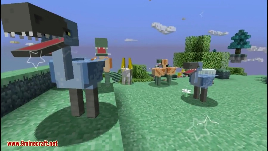 Download Minecraft Aether Mod 1.5.1